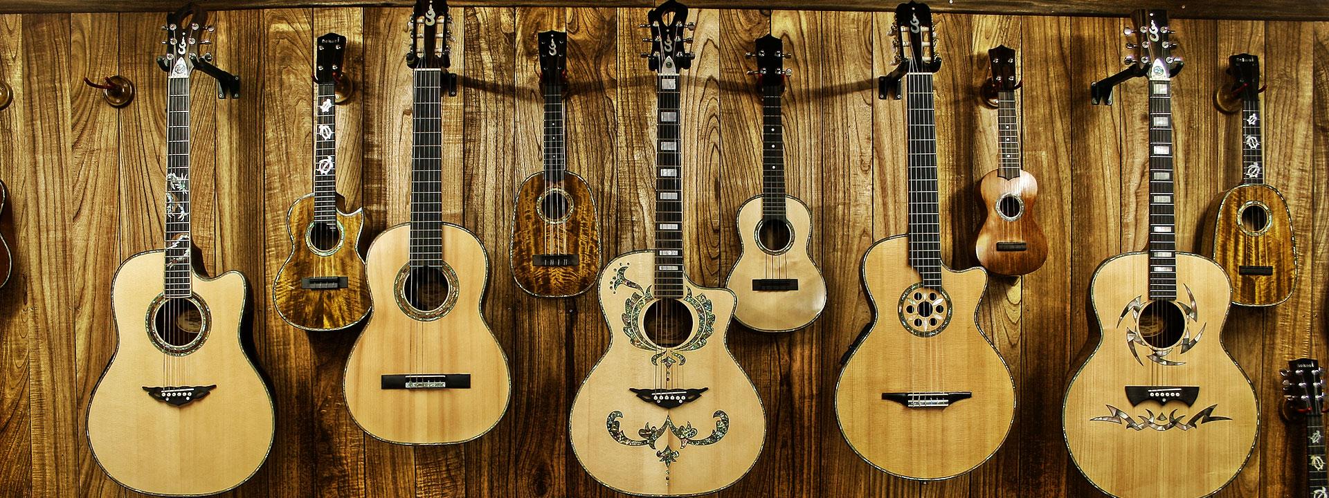 Ferangeli Guitars
