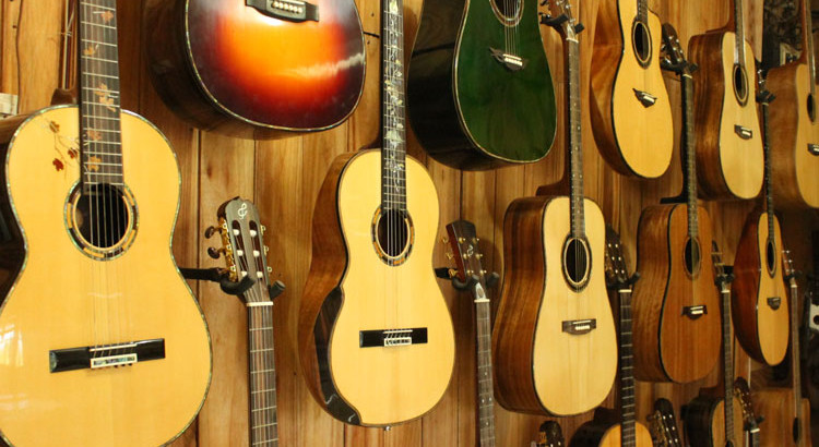 Ferangeli Guitar Showroom