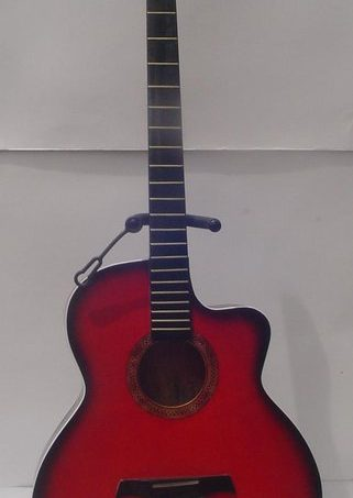 Standard Acoustic Guitar Cut away Ord Ply Boyzen Finish Electric Style