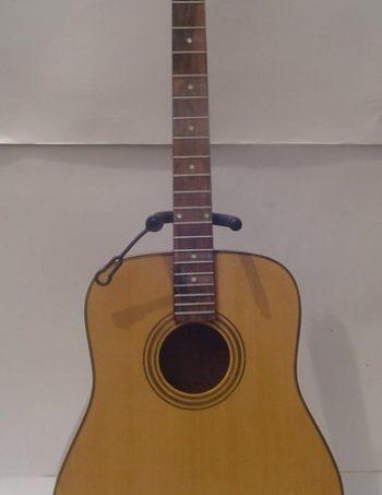 Standard Acoustic Guitar Mahogany Back n Side Spruce top Boyzen Finish Kamagong Finger Board