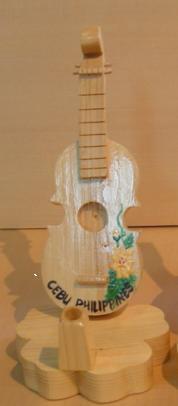 violin plumeria base plain