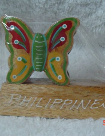 Card Holder Butterfly Design