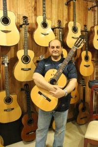 Eddie Ramirez Classical Guitar