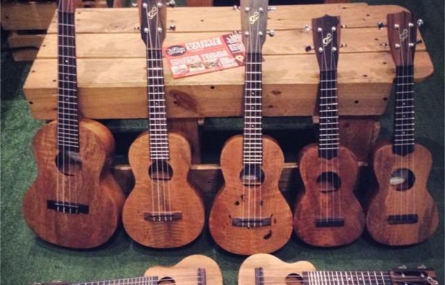 The Four Strings - Ferangeli Ukes